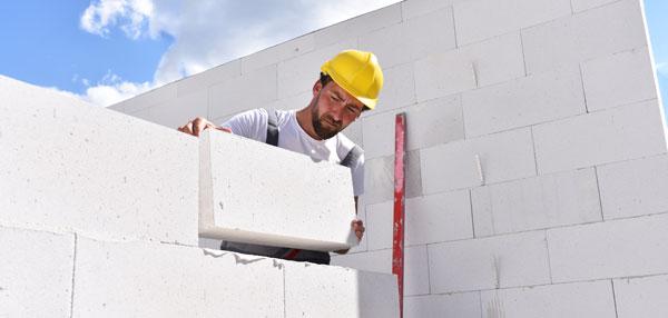 assemblage mur bloc pierres