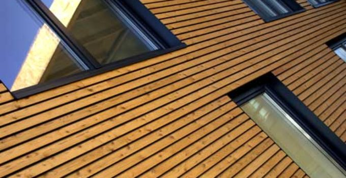bardage pvc maison ossature bois ventana blog. Black Bedroom Furniture Sets. Home Design Ideas