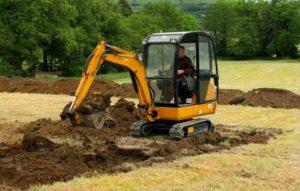 mini-pelle-excavation