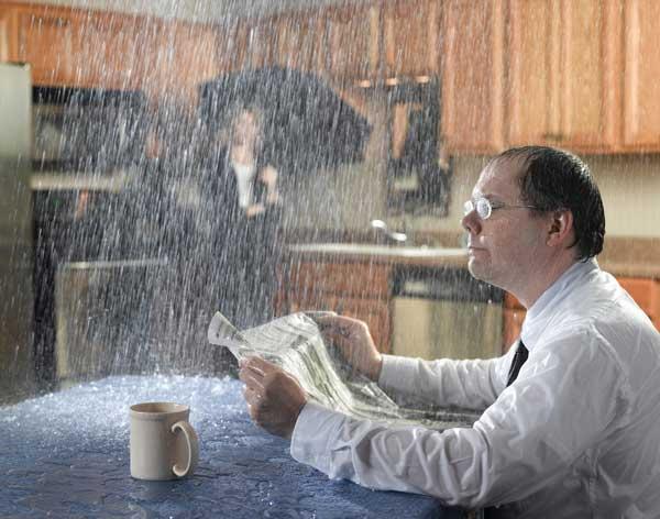 humidite mur et maison il est important de traiter les problemes