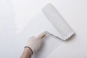 repeindre sa cuisine peinture rouleau