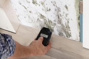 appareil mesure humidité mur interieur