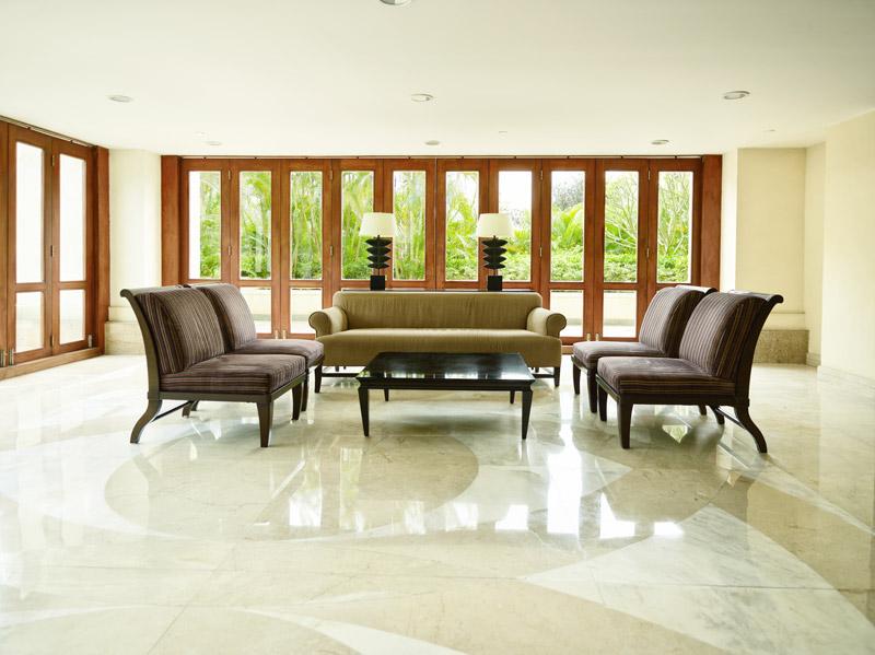 marbre salon sol