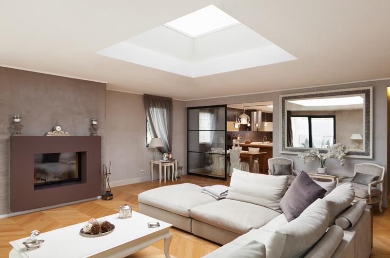puit de lumi re la solution pour clairer une pi ce sans. Black Bedroom Furniture Sets. Home Design Ideas