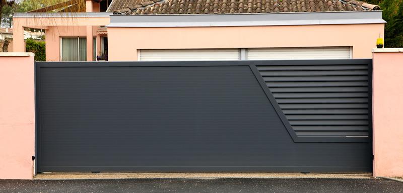 portail electrique maison
