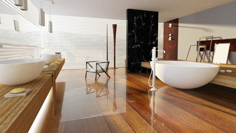 prix d 39 une baignoire ilot et de son installation constructeur travaux. Black Bedroom Furniture Sets. Home Design Ideas