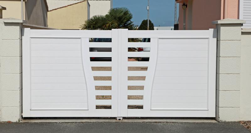 pilier portail