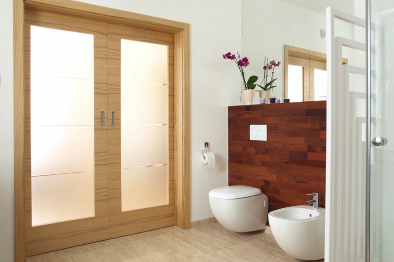 porte a galandage salle de bain