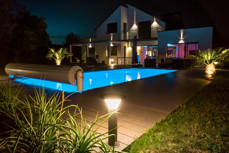 eclairage de terrasse exterieur Prix du0027un éclairage extérieur de terrasse