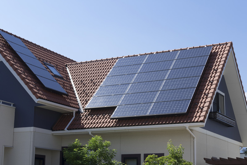 prix d 39 un panneau solaire pour une maison de 100m2. Black Bedroom Furniture Sets. Home Design Ideas