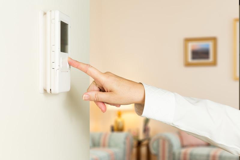 thermostat maison