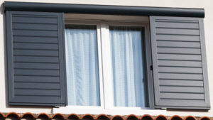 volet coulissant aluminium