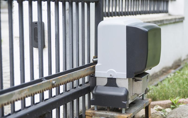 mécanisme portail automatique