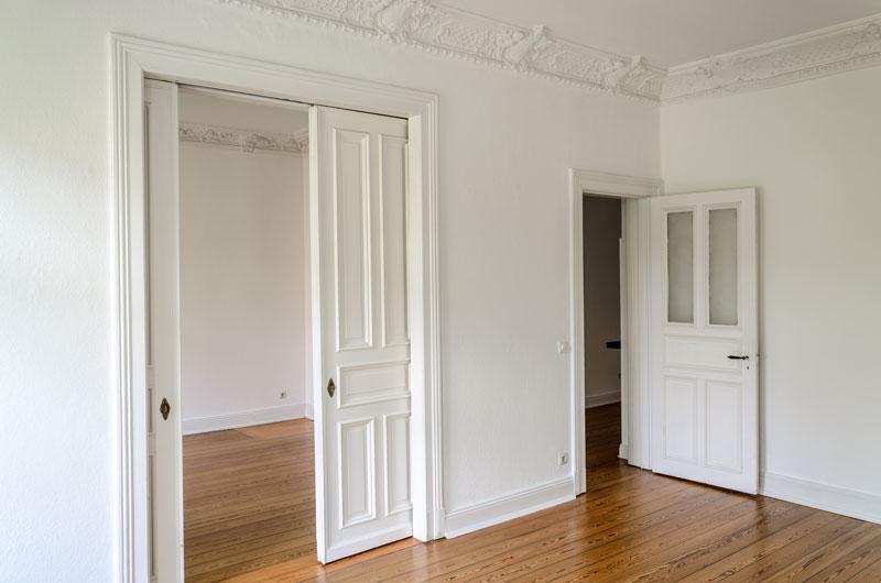 Prix d 39 une double porte coulissante et de son installation - Prix d une porte coulissante scrigno ...
