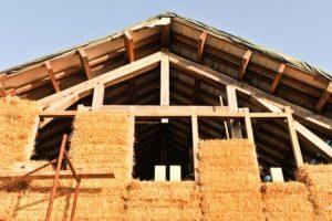construction maison paille