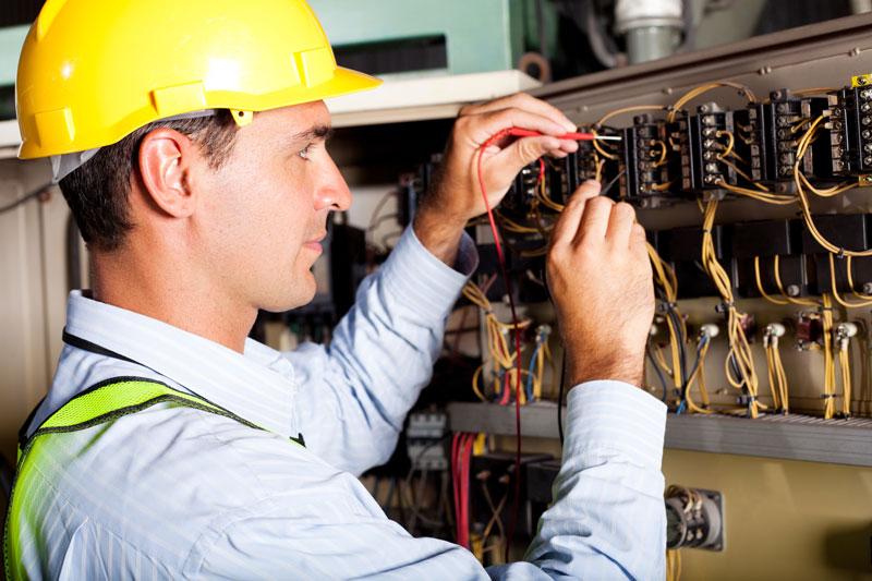 electricien tableau electrique