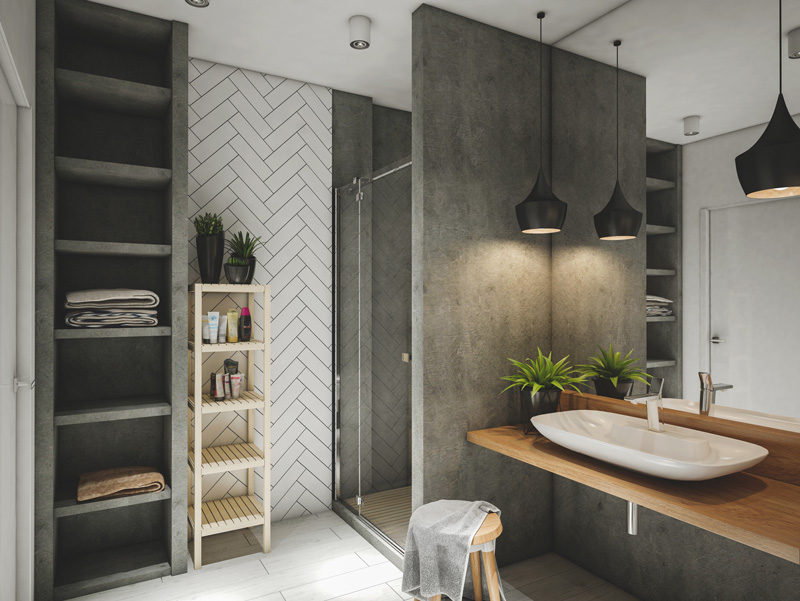 Une salle de bain de luxe chez vous ? C\'est possible !