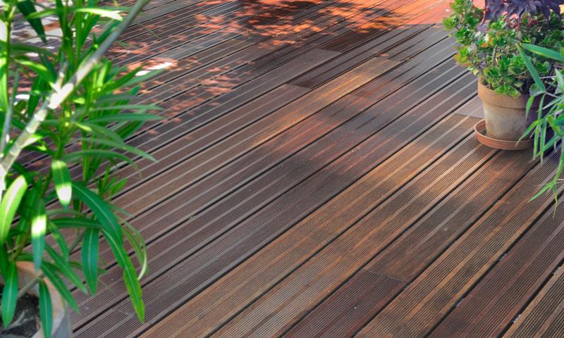 La Terrasse En Bois Exotique Prix Installation Avantage