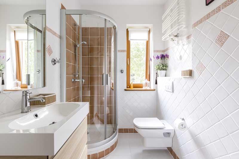 cabine douche salle de bain